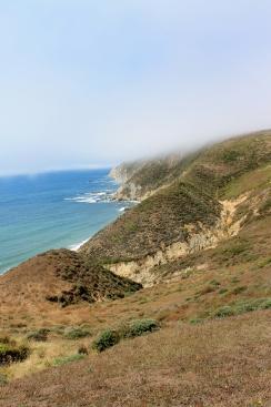 Coast and cliffs